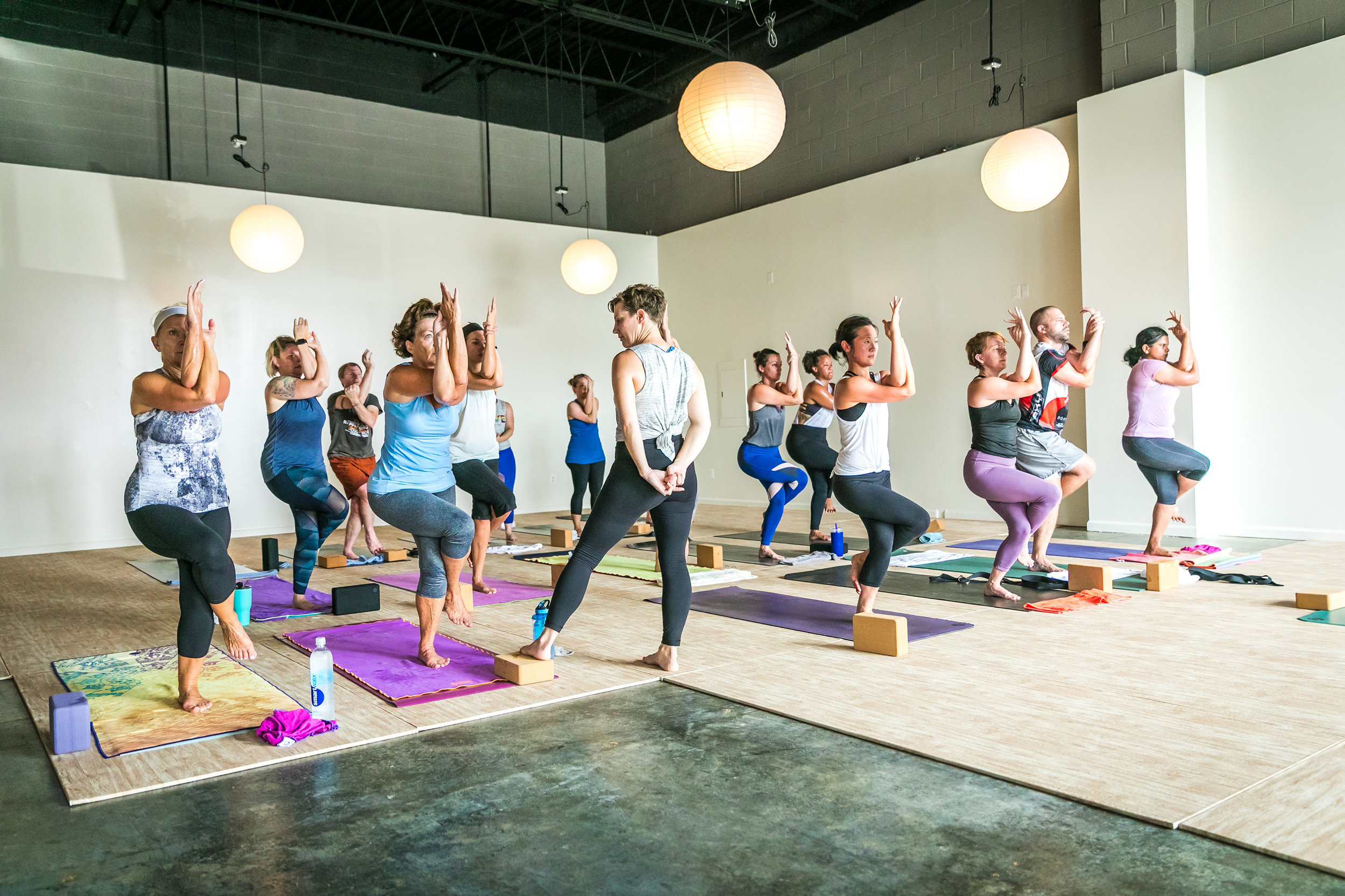 Whether you are an experienced practitioner or totally new to yoga Homegrown Power Yoga welcomes you. Our yoga classes are for everybody.
