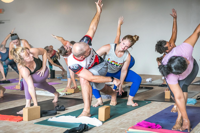Homegrown Power Yoga Class in Herndon Virginia.jpg