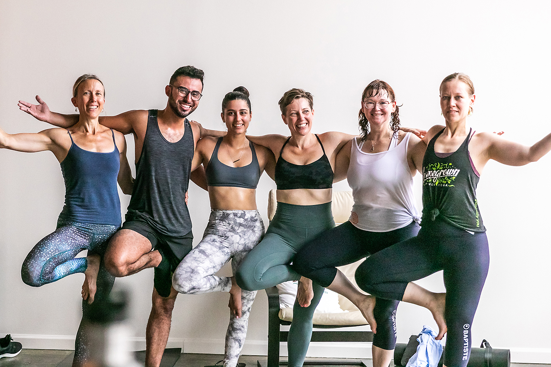 Homegrown Power Yoga Students.jpg