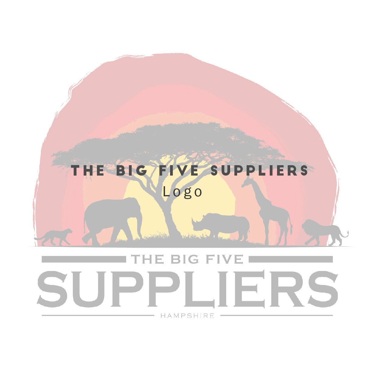The Big 5Suplliers