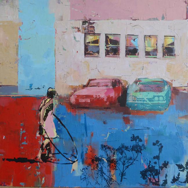 Dan Parry jones @ Gala Fine Art