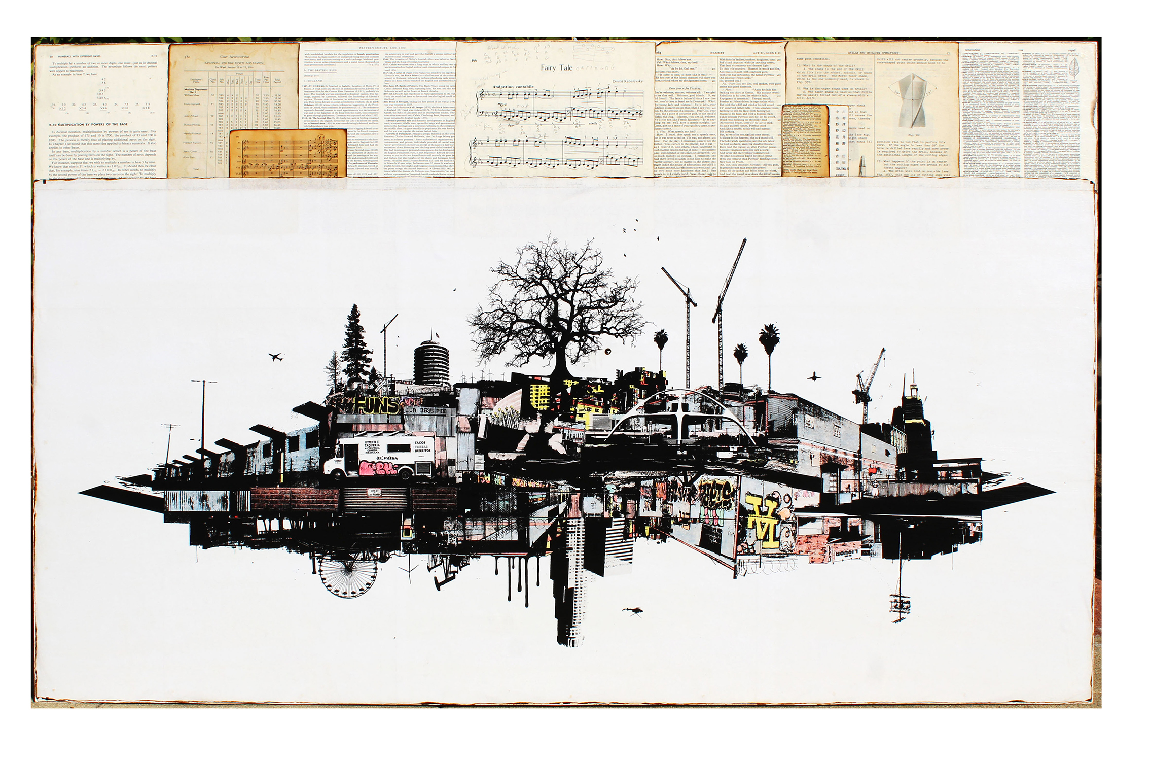 Fairy Tale by Patrick Haemmerlein @Gallery and Barrow