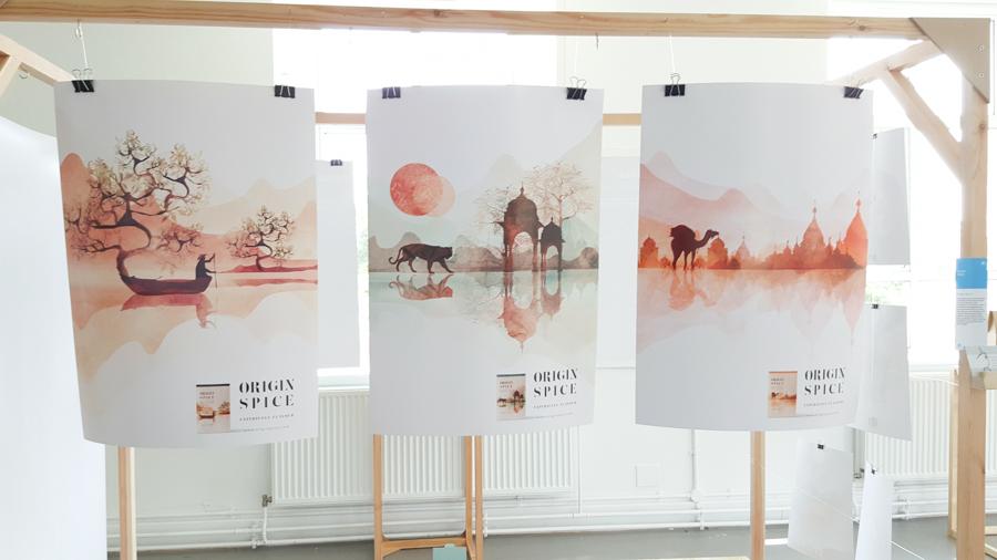 Sophie Minto design
