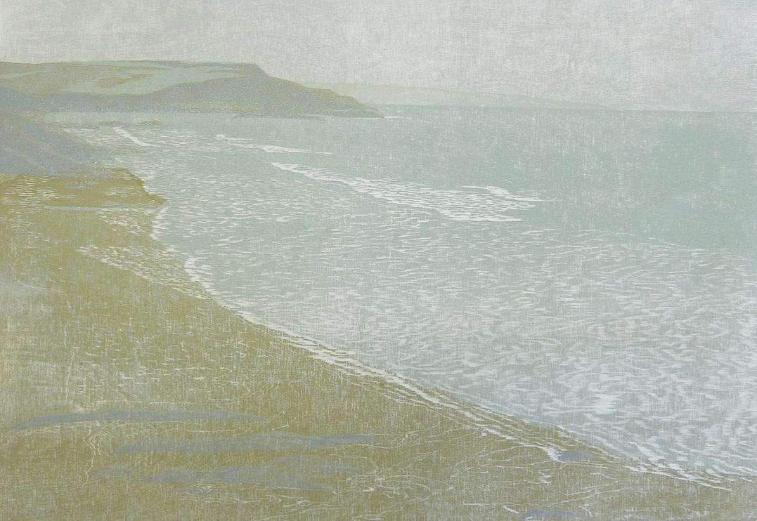 North Cornwall Coast by Martine Baldwin