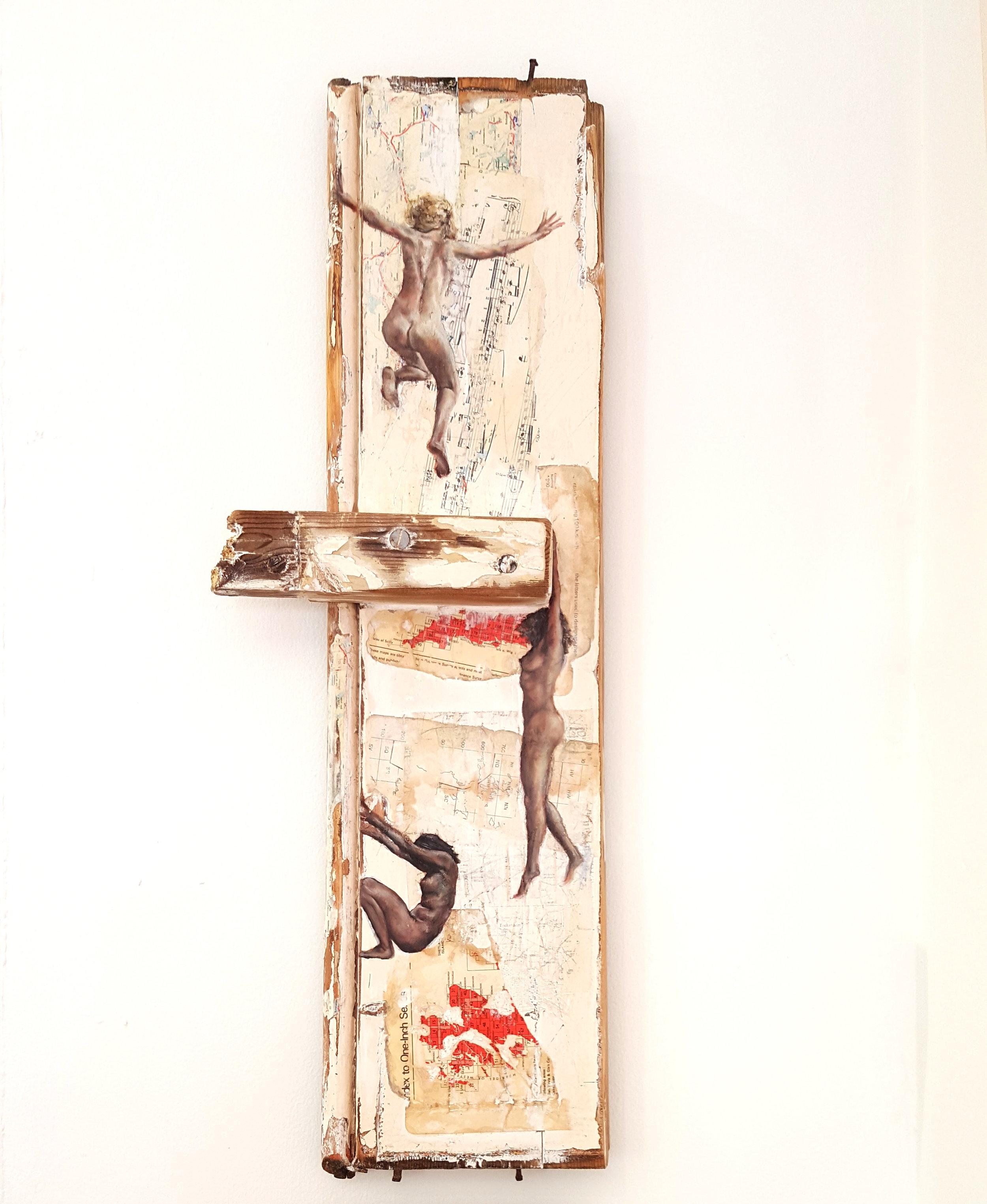 """Leap, Dangle, Climb"" by Sally Whelan"