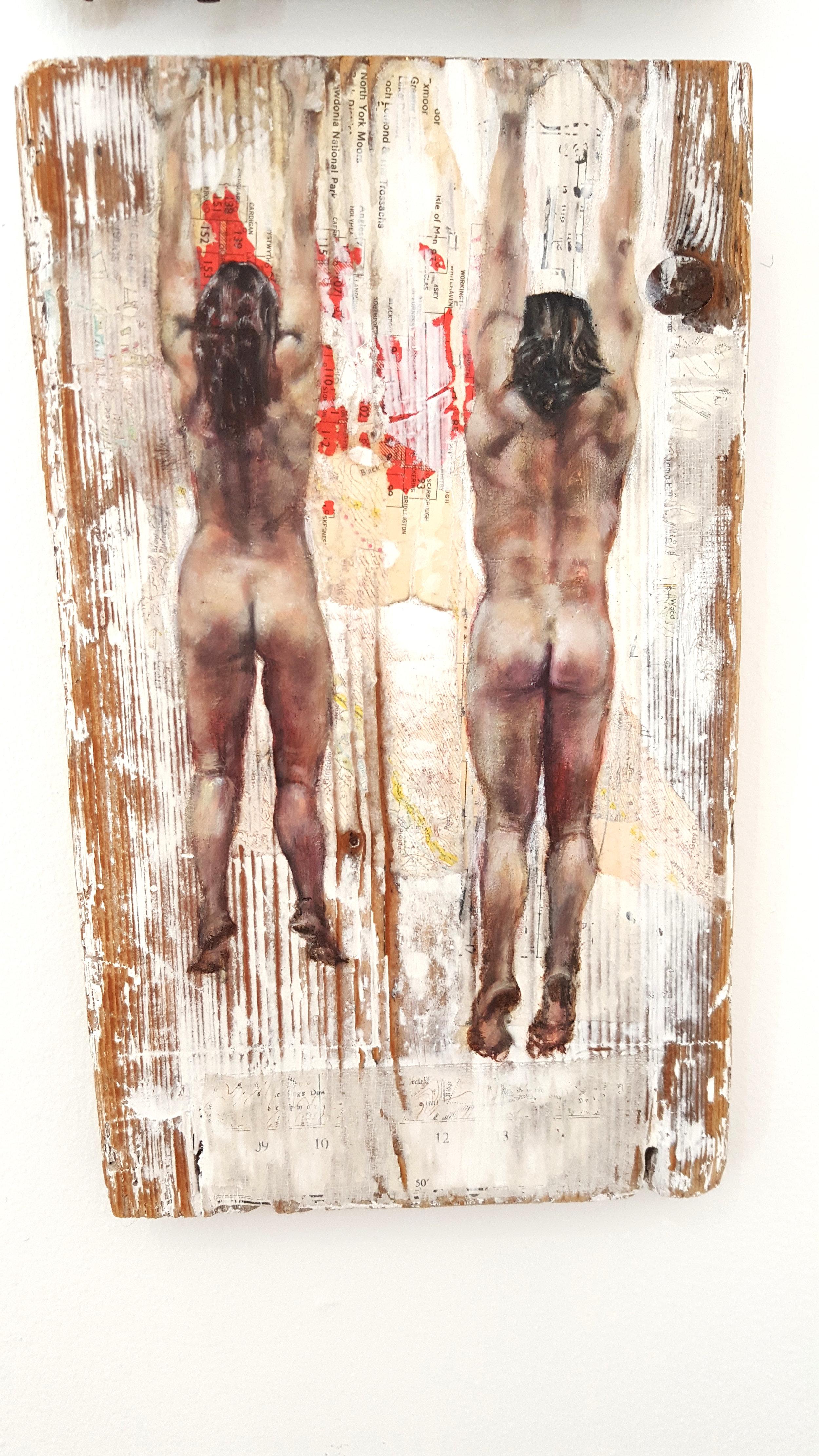 """Dangle"" by Sally Whelan"
