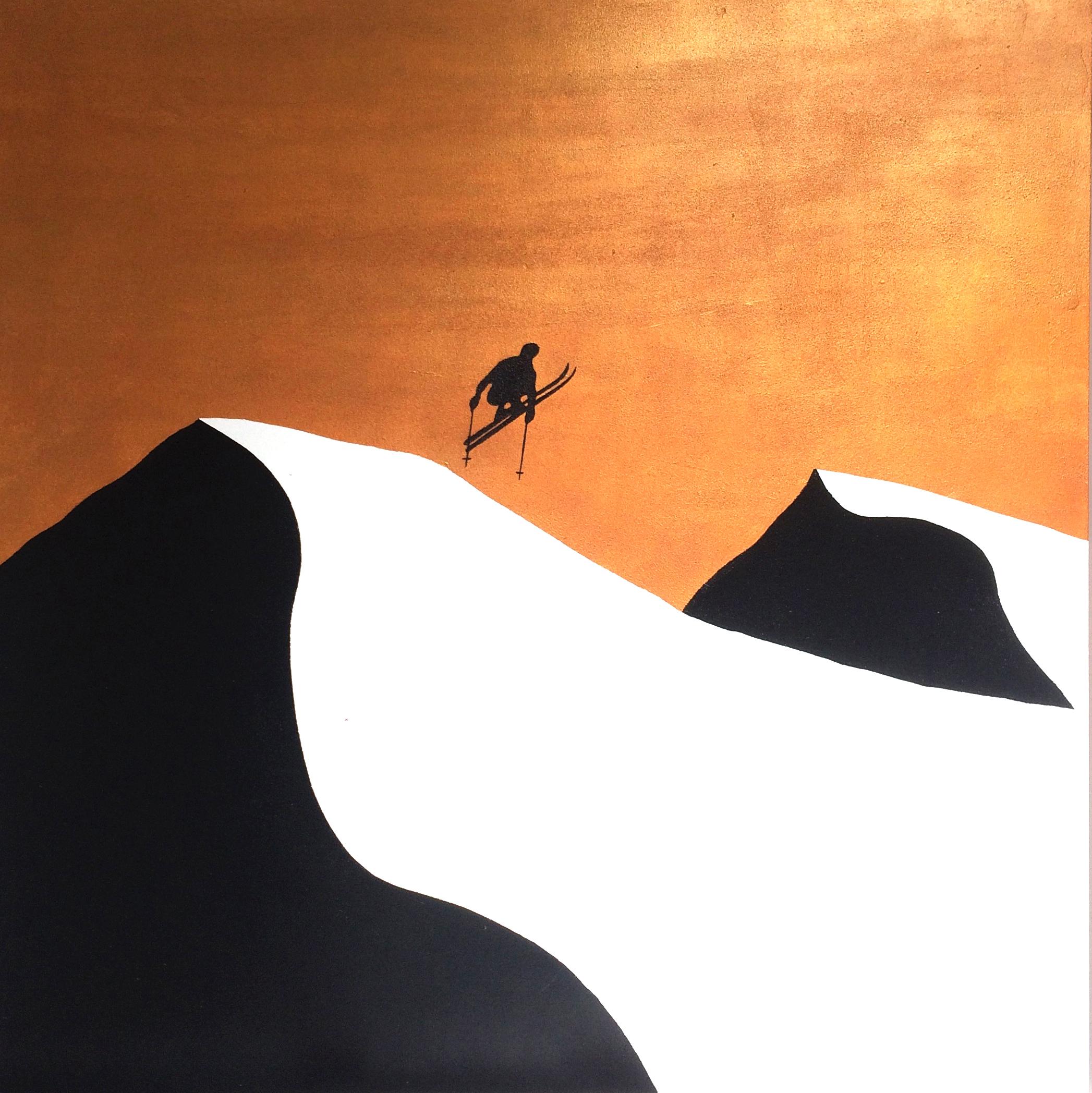 Apres Ski by Rennie Pilgrem