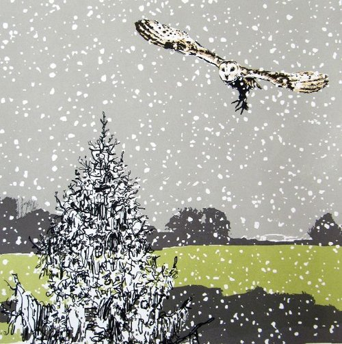 Snow by Sarah Targett
