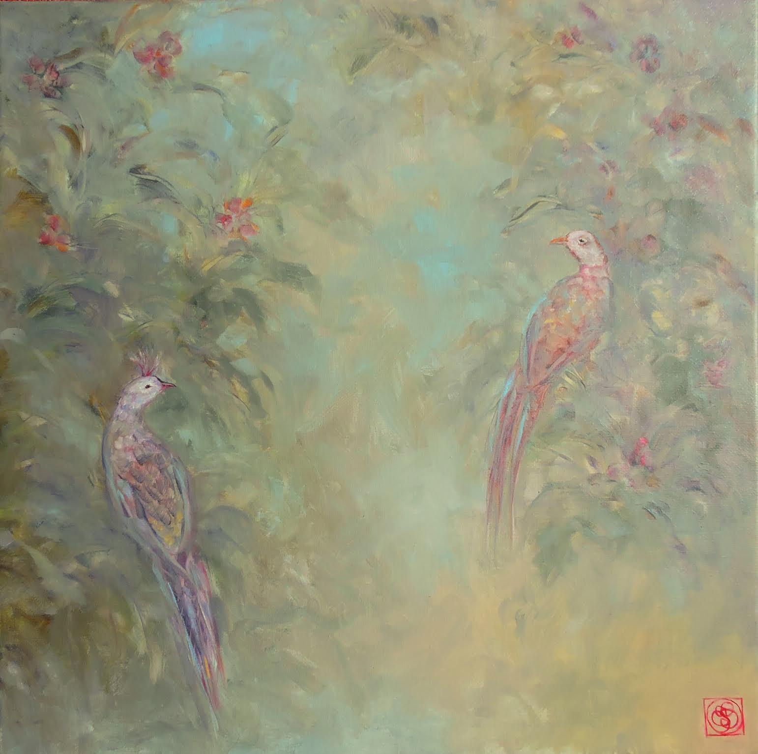 Birds of Sirius by Katia Bellini