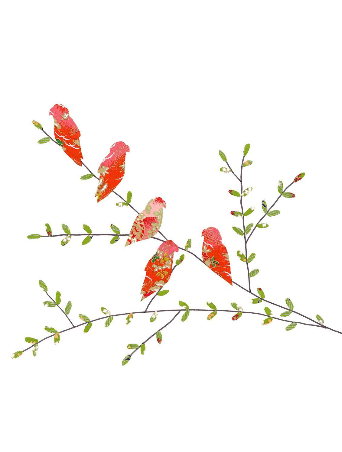 Lovebirds by Eloise Hall