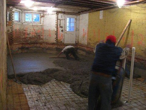 Basements Darlington Renovation, Basement Dig Out Denver