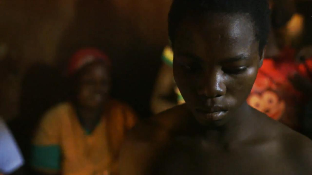 WOMAN - ZAMBIA CHILD BRIDES