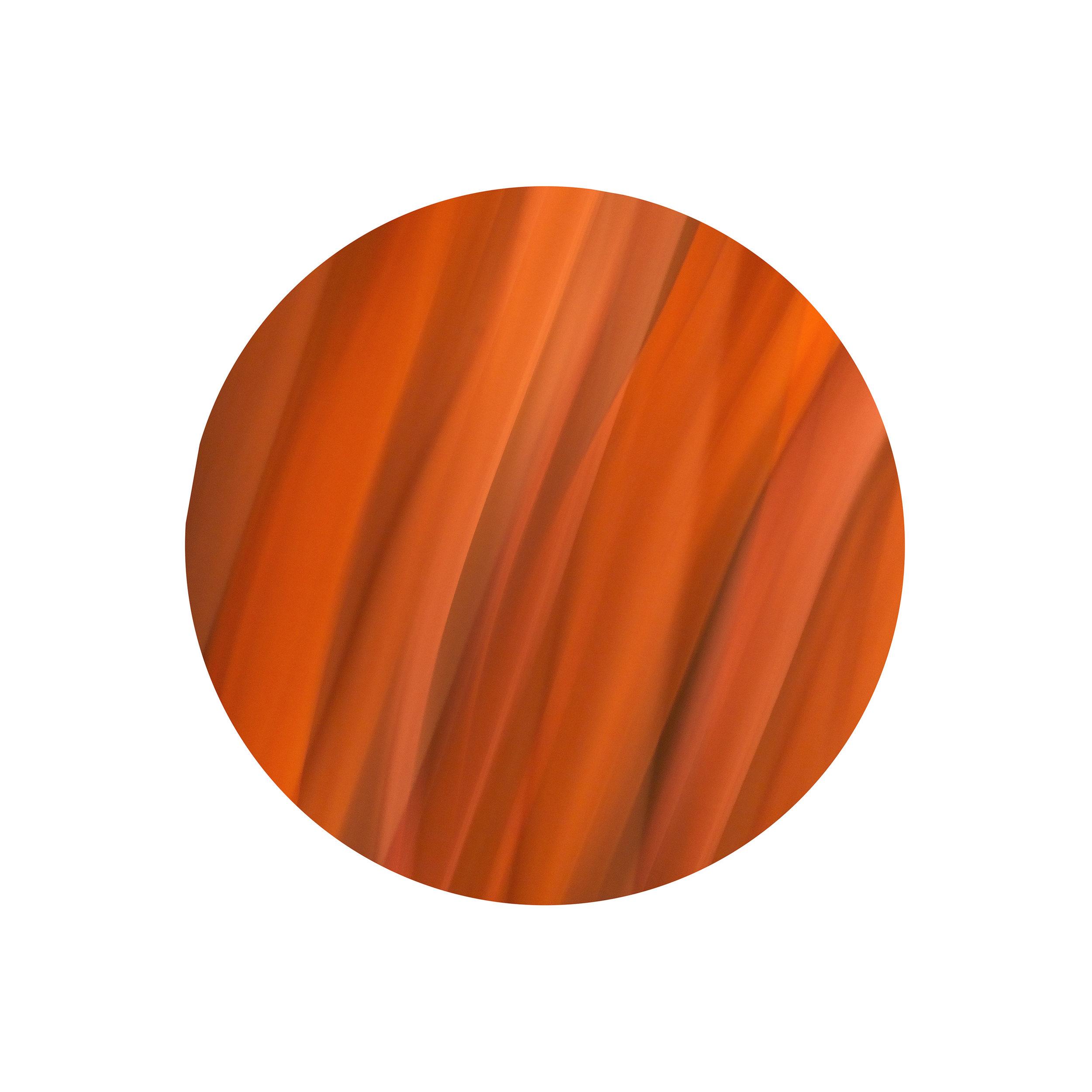 """""""Orange #2530,"""" 2016. Ed 2/3"""