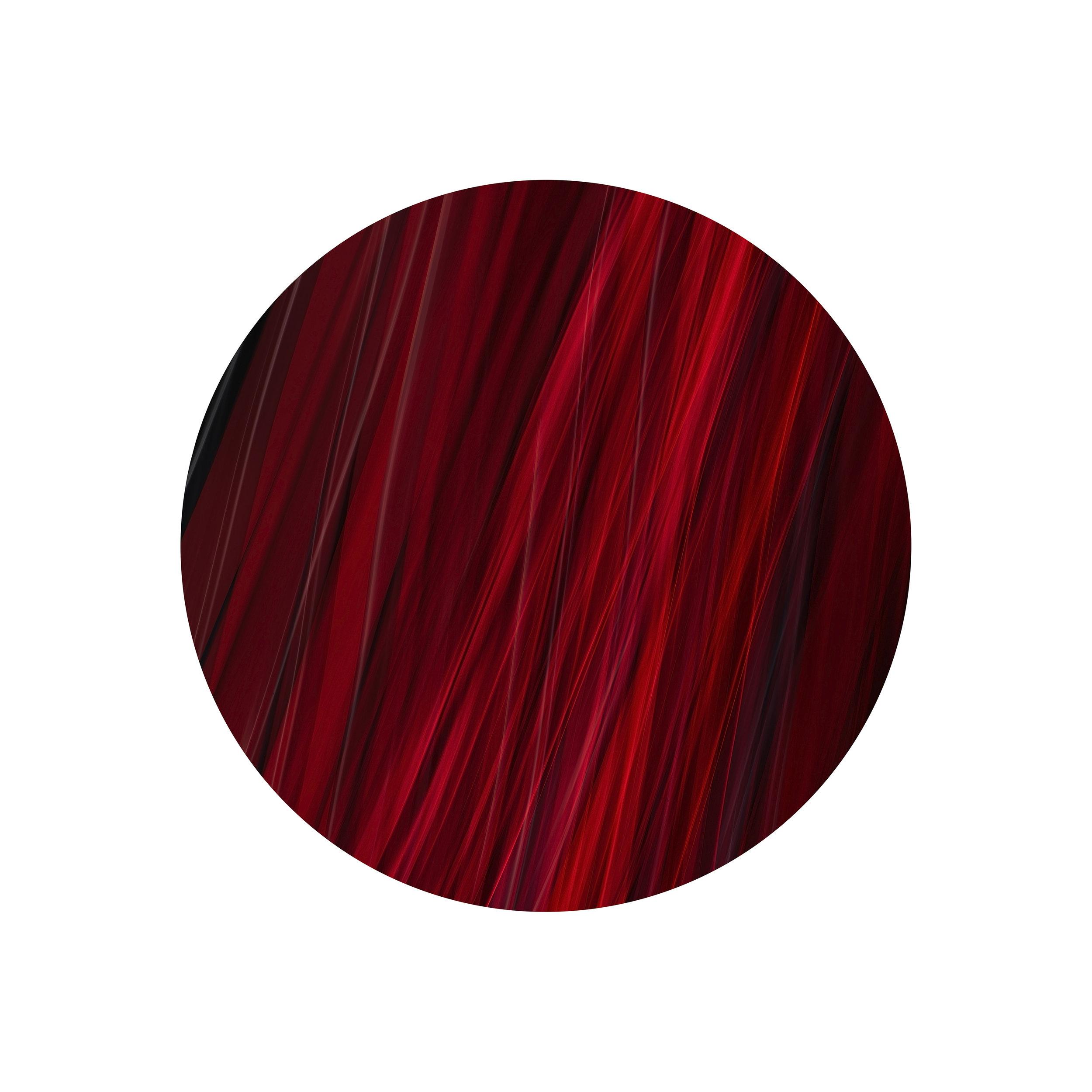 """""""Rojo #0355,"""" 2016. Ed 2/3"""