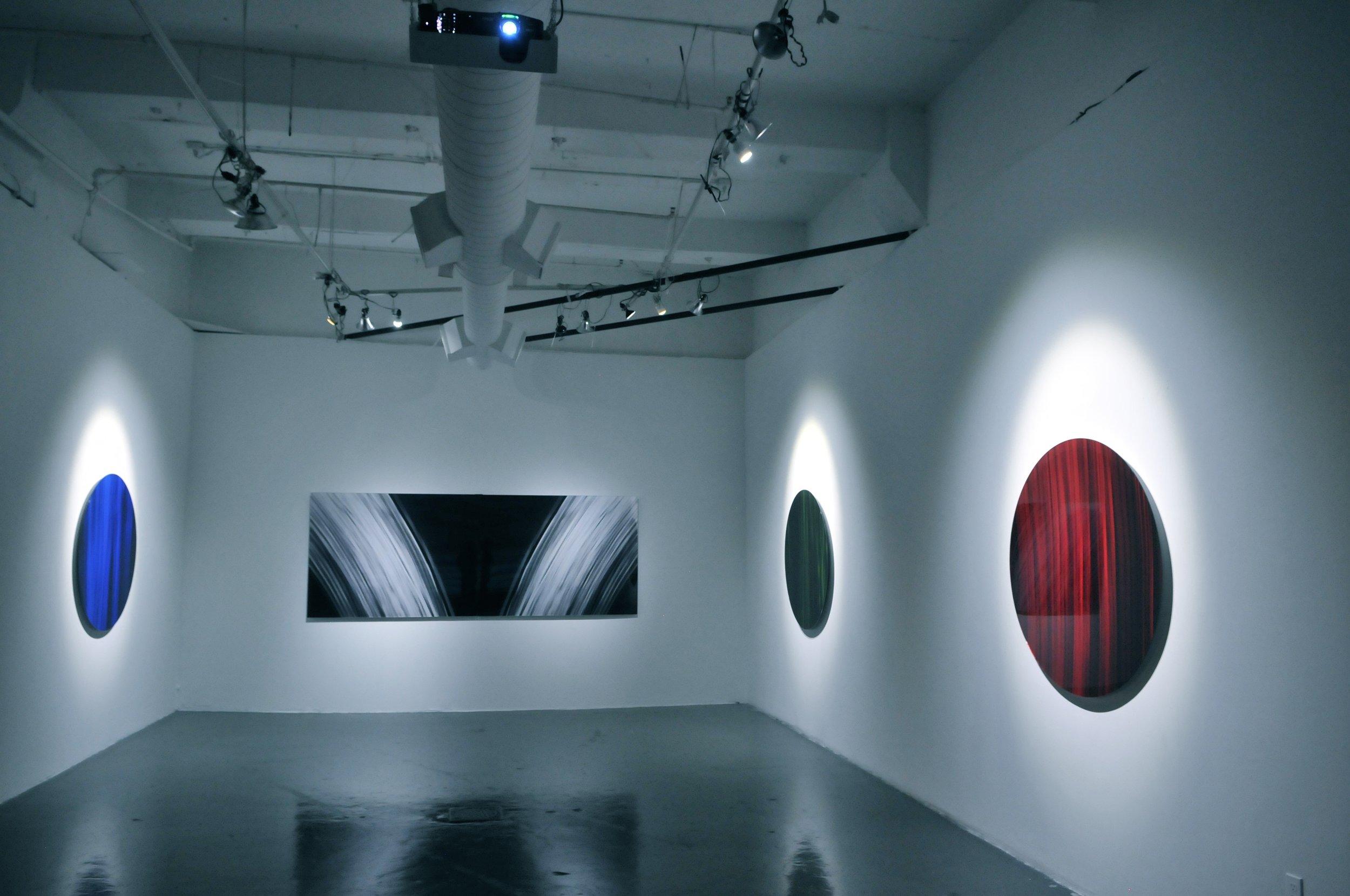 Bluestar Contemporary Art Museum, San Antonio, TX. 2011