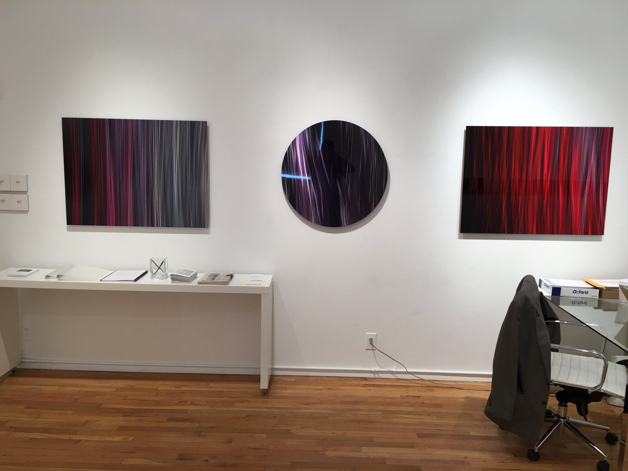 """""""The Wave,"""" Artemisa Gallery, New York NY. 2016"""