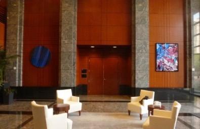 Office Building, Atlanta GA. Courtesy ICART