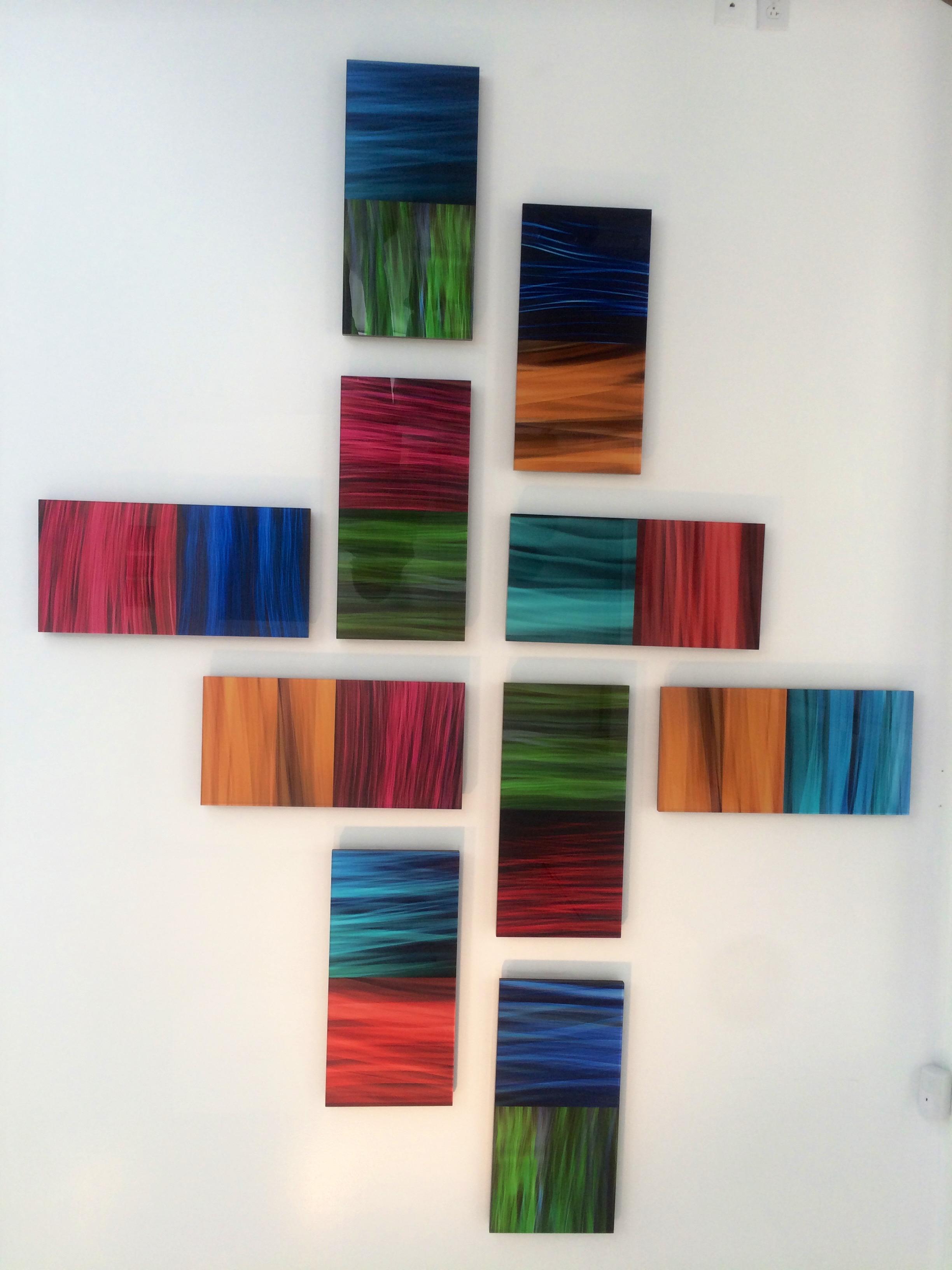 Cinnabar Gallery, San Antonio TX. 2012