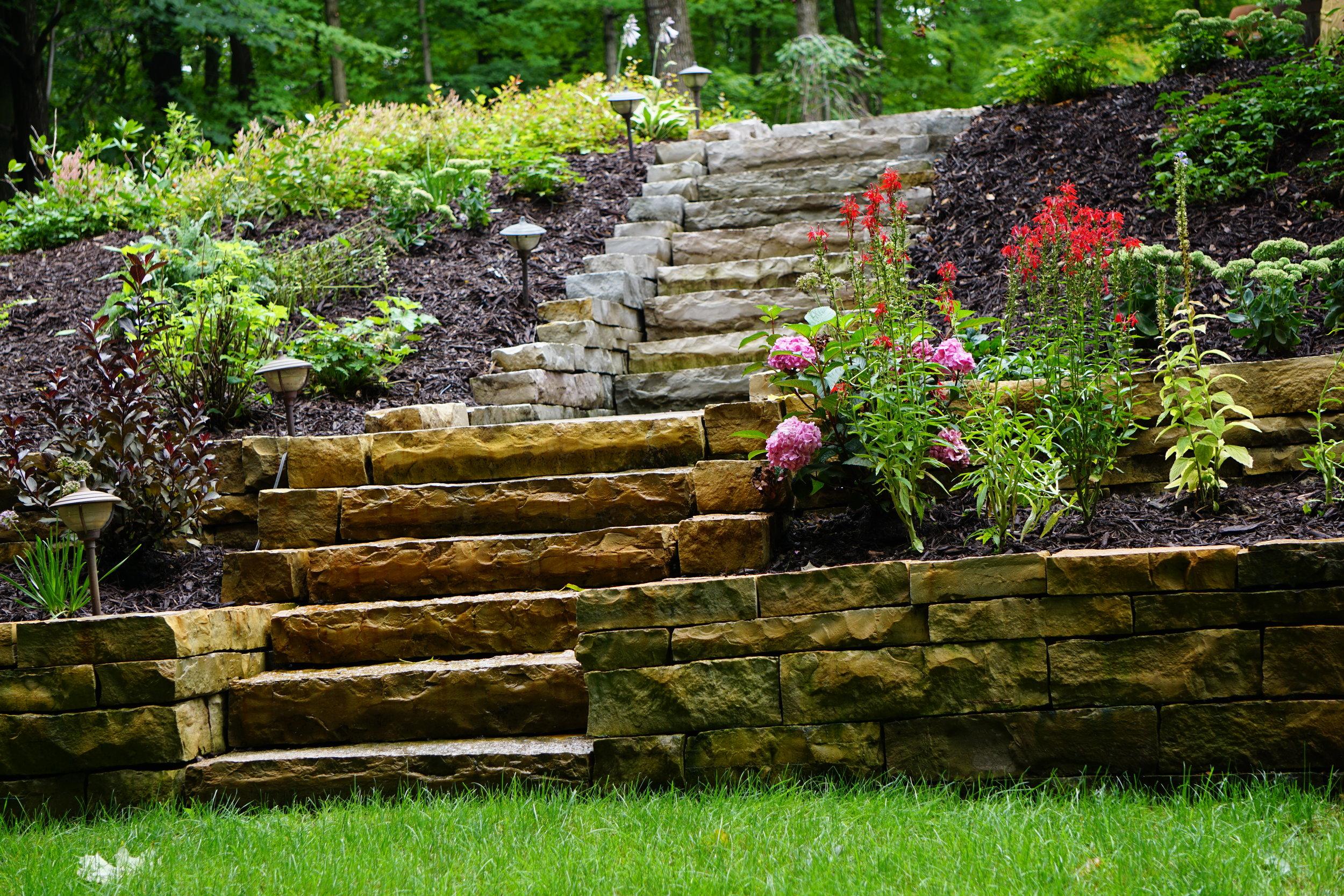 English Healing garden Steps.JPG
