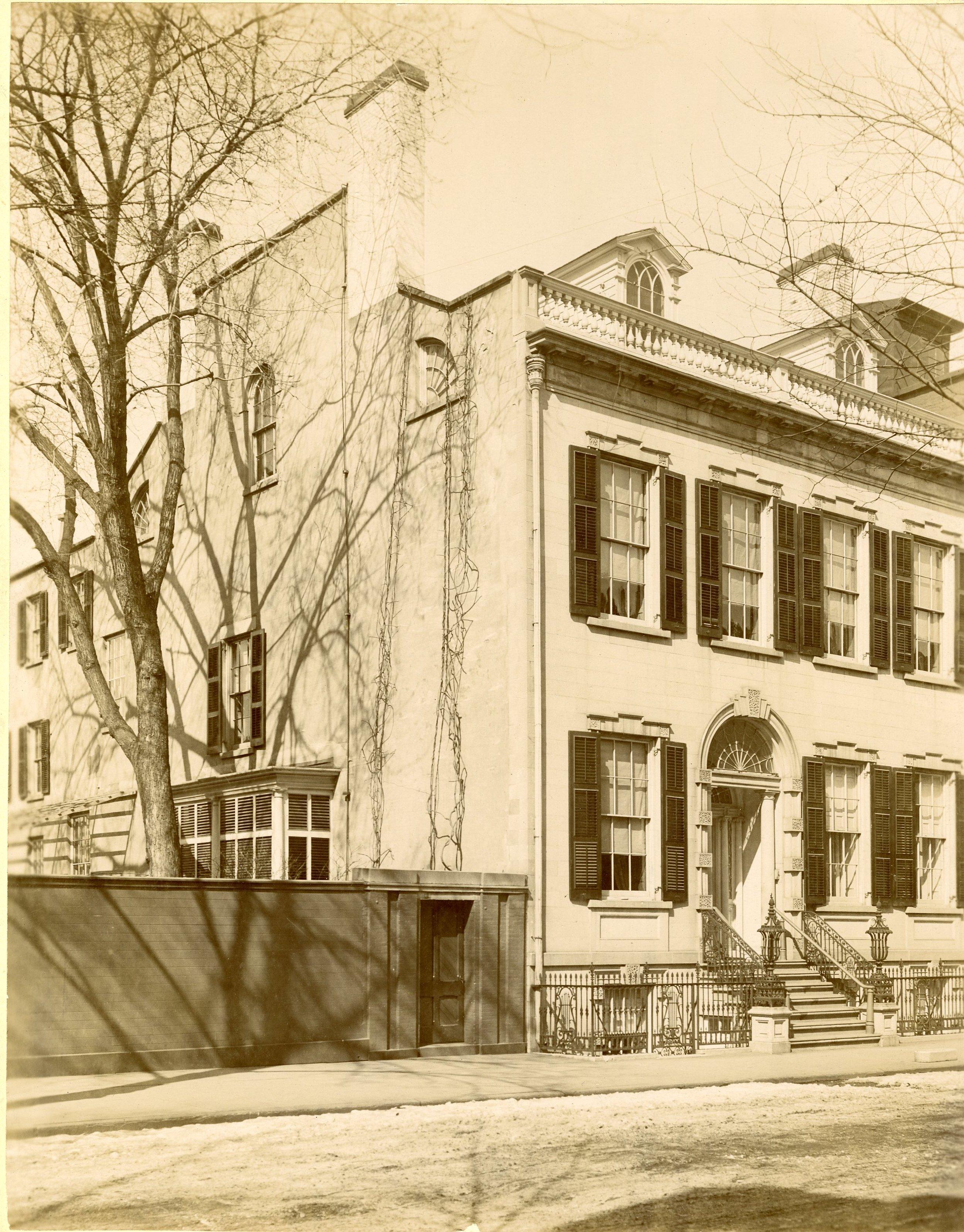 Hart-Cluett House circa 1890.jpg