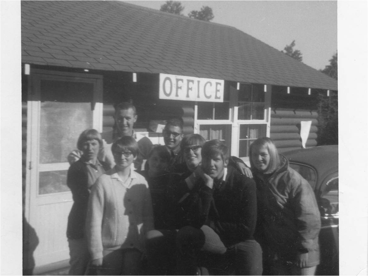 1967 staff in front of office.jpg