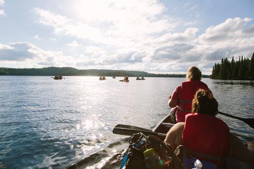 LutherVillage Camp | Dogtooth Lake, Kenora, Ontario, Canada