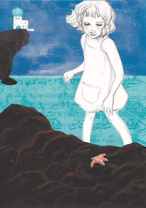 La isla de los volcanes.  Piano Trío en sol menor , op. 17/3. Andante. Clara Schumann.