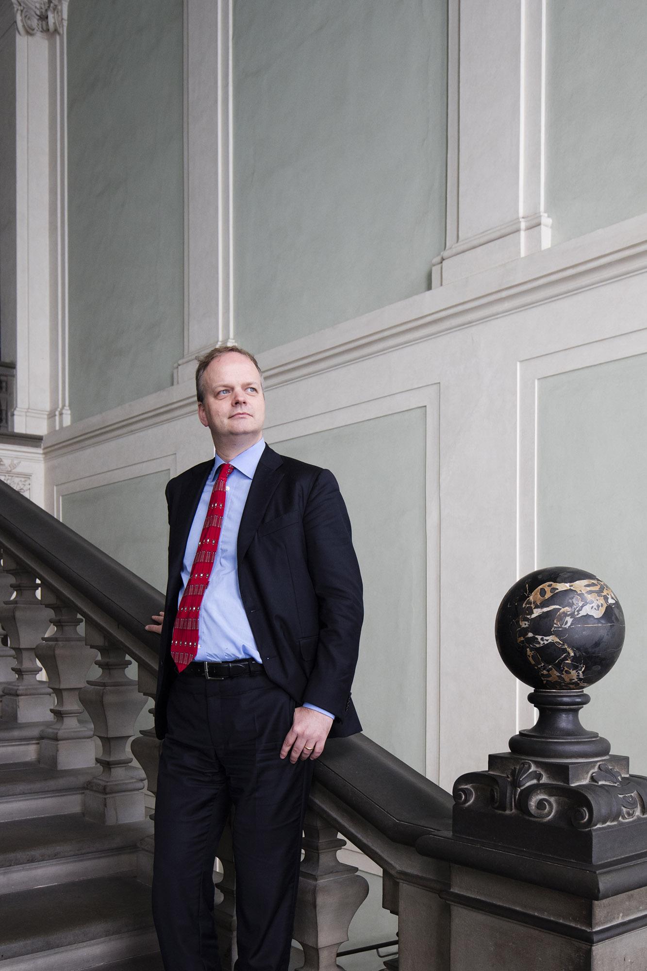 Eike Schmidt , Director of Uffizi Gallery