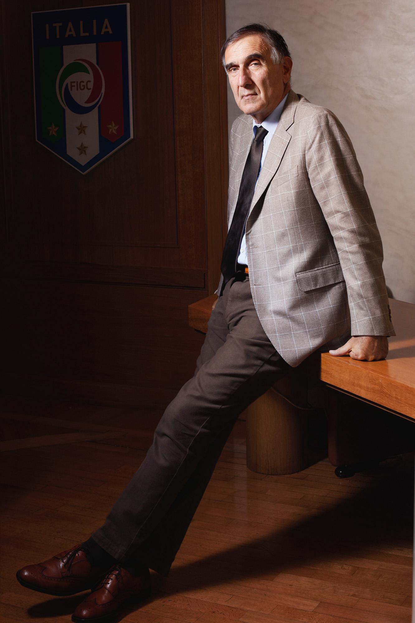 Prof. Andrea Ferretti, responsabile area medica FIGC