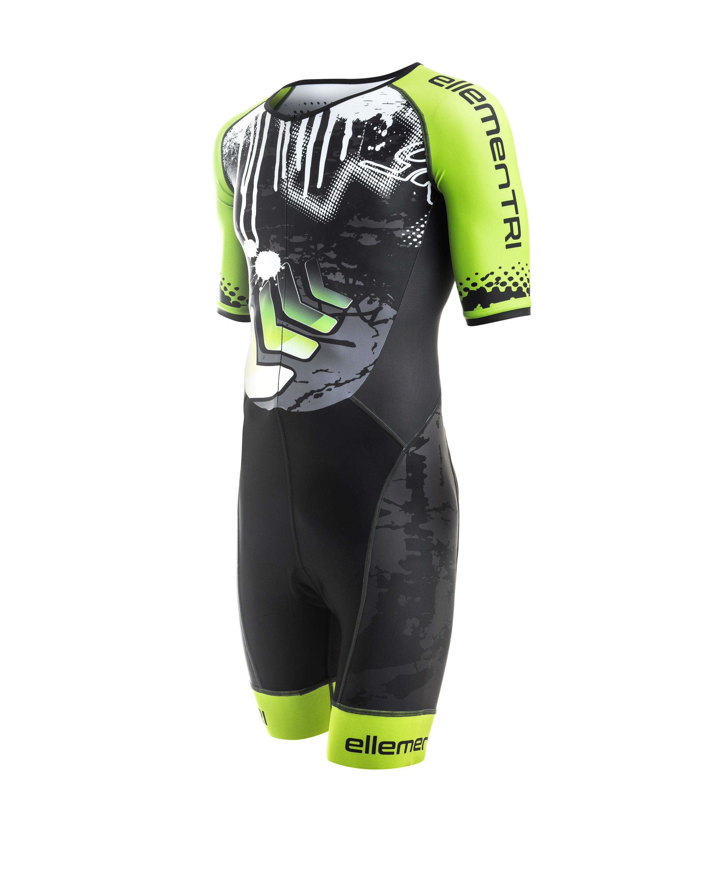 ellementri mens Muddy Rebel  triathlon Tri Suit