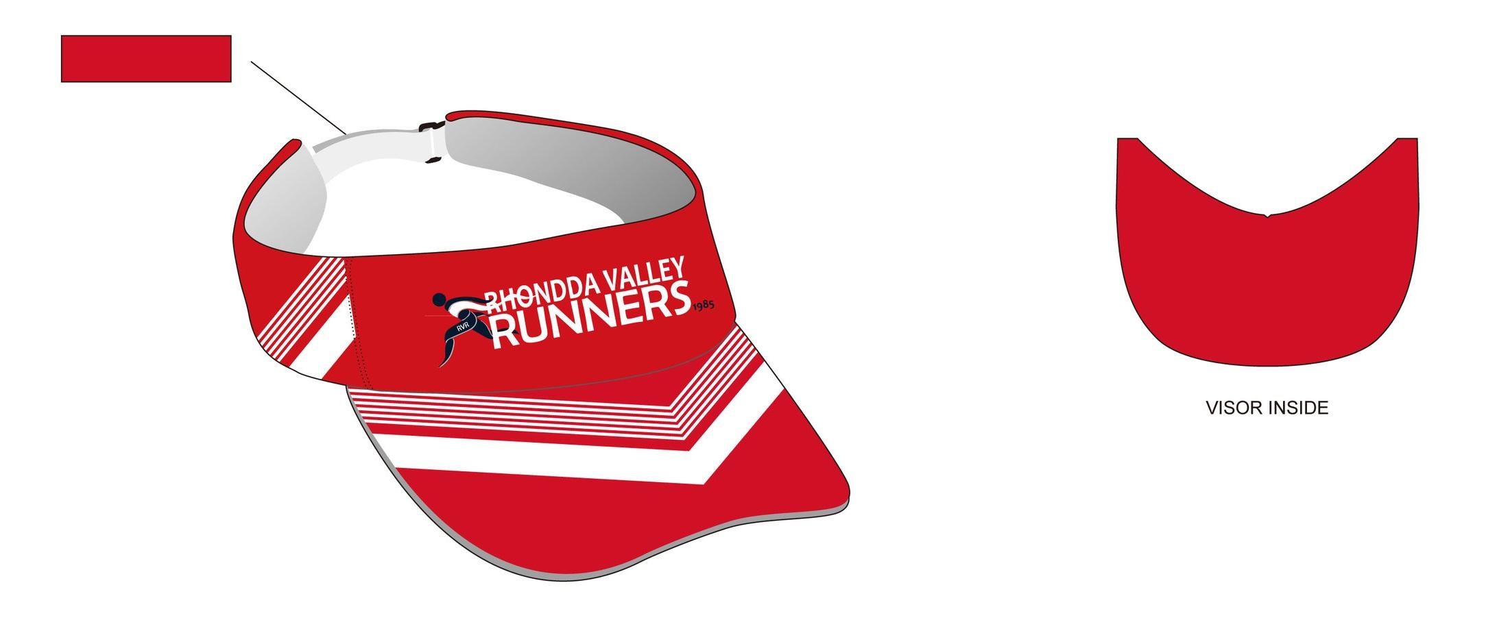 Rhondda+Valley+Running+Visor+Red.jpg