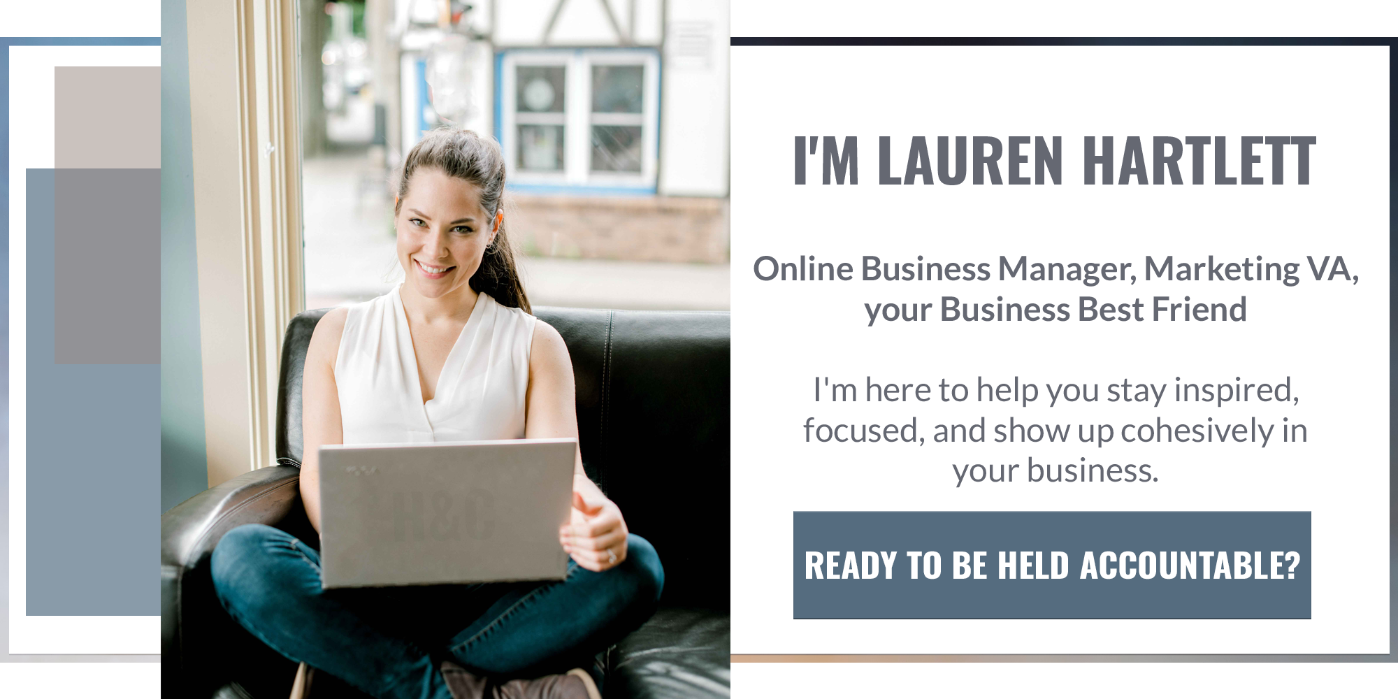 Online Business Manager, Brand Consultant strategy, and Business Best Friend helping you find your holistic legacy
