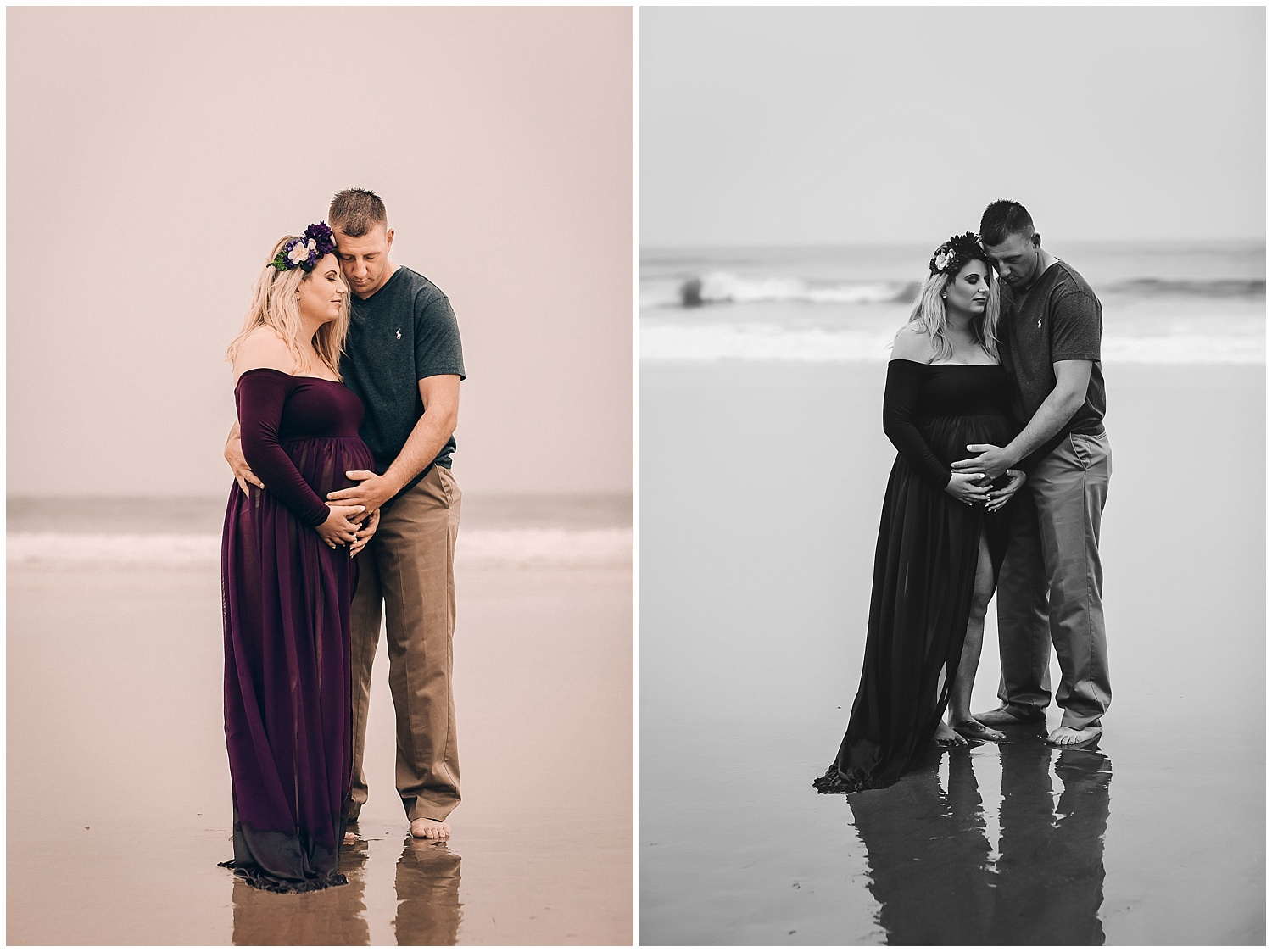 camp pendleton maternity photograher maternity on the beach photography session mother to be photo shoot family on the beach maternity photo session