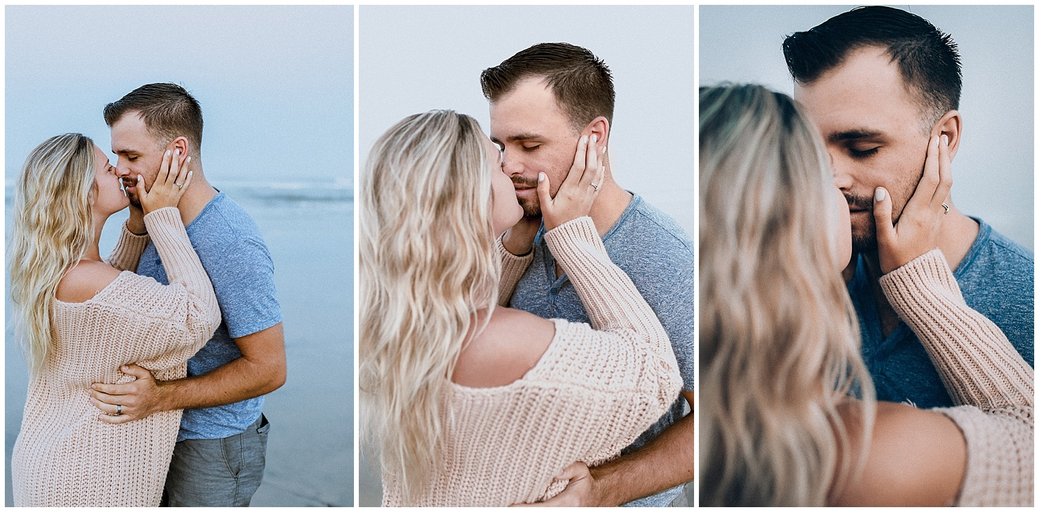 camp pendleton couples photographer