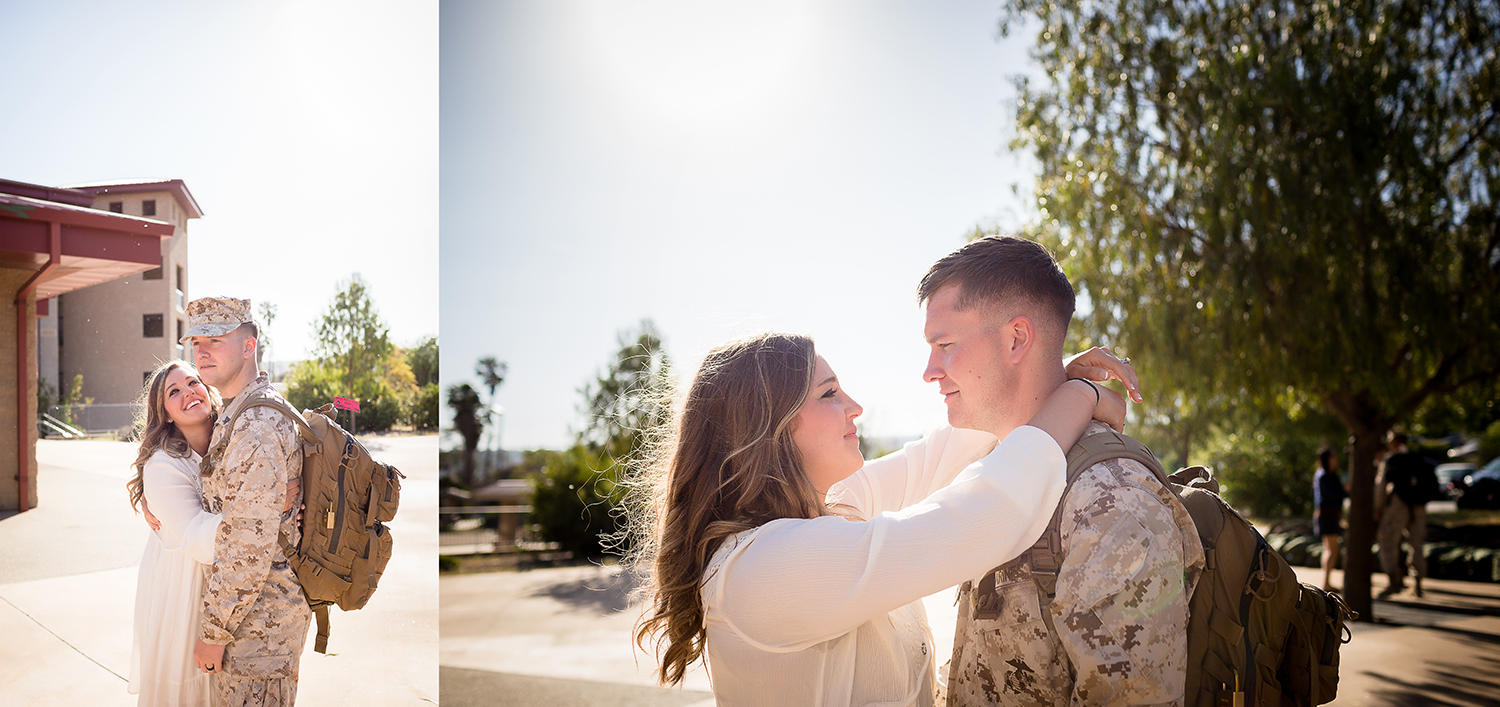 She is amazing! - My husband's military homecoming was one of the happiest days of my life thus far and her photos are ones that I will look back on for a lifetime. She truly cares about her clients! -Corina B