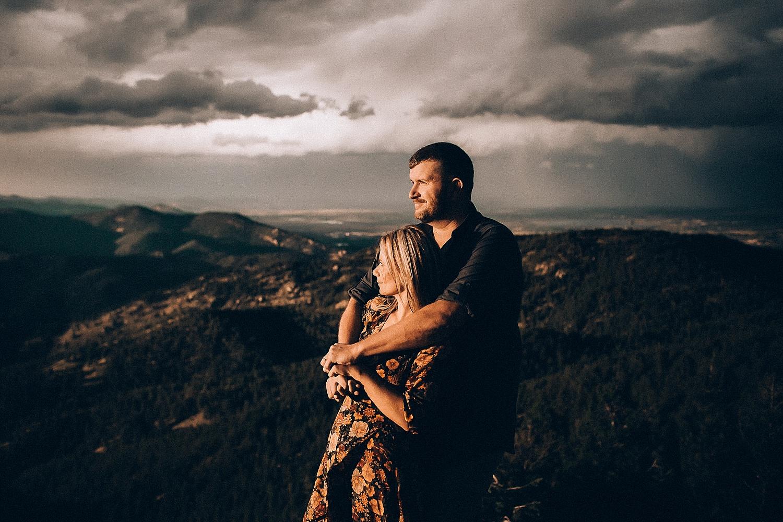 boulder, co couple's photographer
