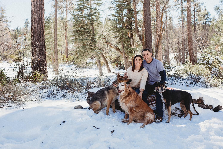 big bear family photographer