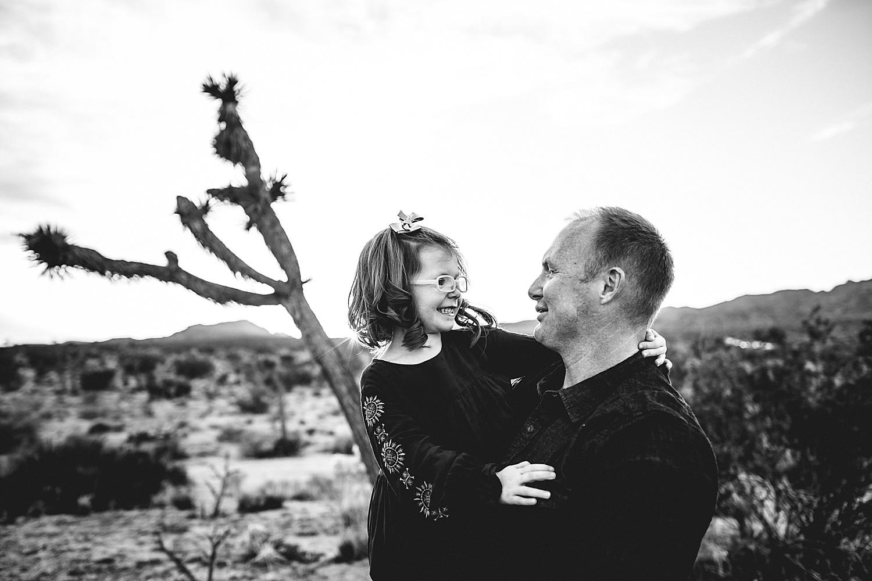 family photographer joshua tree