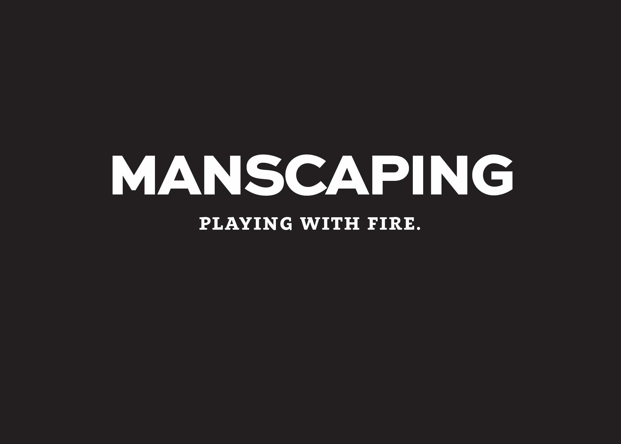 Manscaping Zine