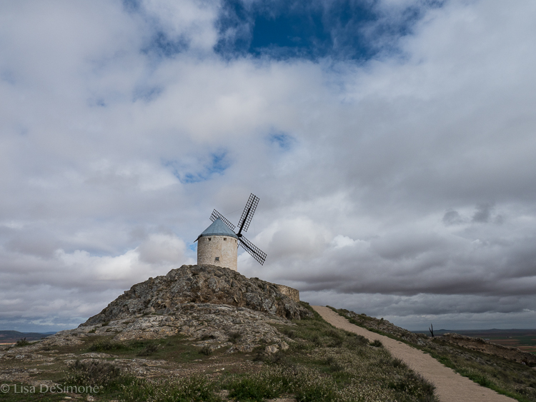 In the land of Don Quixote