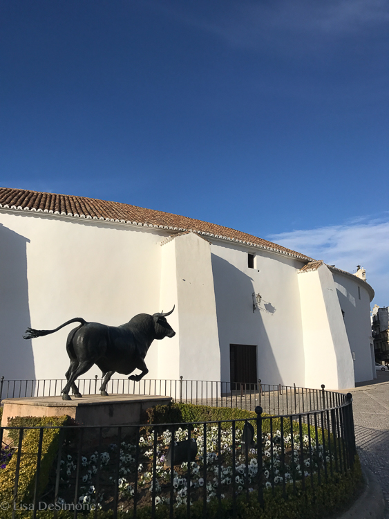 Plaza de Toros in Ronda, Spain