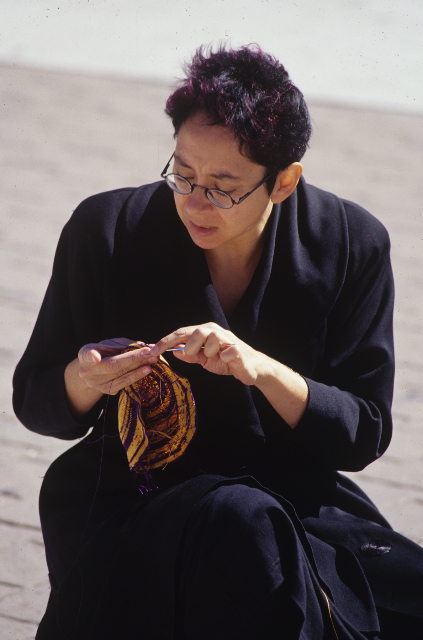 Devora Neumark,Présence,1997 Crédit photo : Mario Belisle