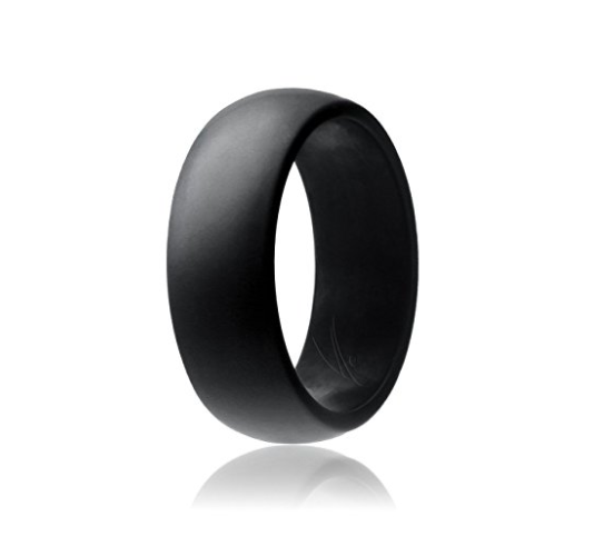 So They Always Know He's Taken - Silicone Wedding Ring
