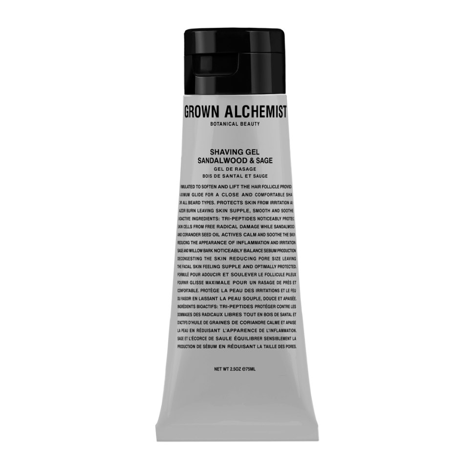 Clean, Smooth & Kissable - Organic Shaving Cream : Grown Alchemist