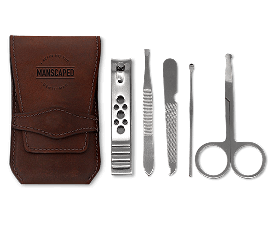 So He Stops Using Yours - Manscaped Kit