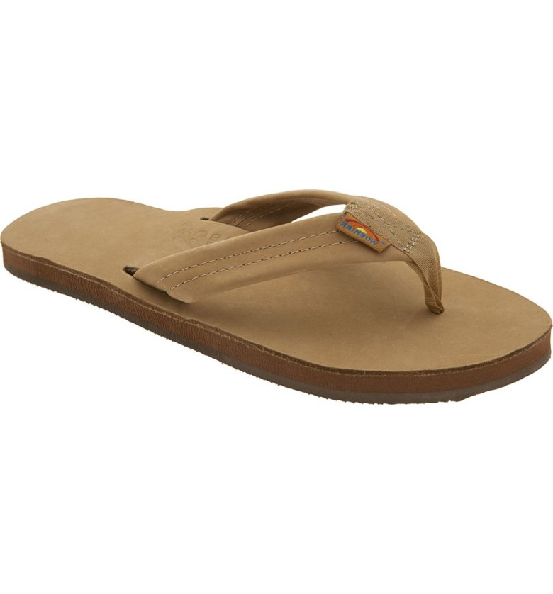The Go To - If the dad in your life is anything like my husband, then you know they have those one sandals they wear all around the house and yard
