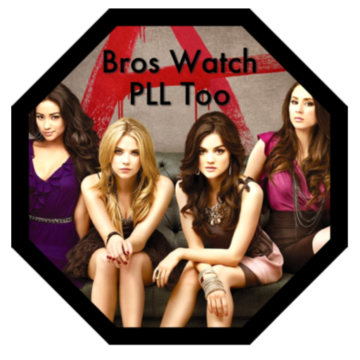 Photo Courtesy of Bros Watch PLL Too on Twitter