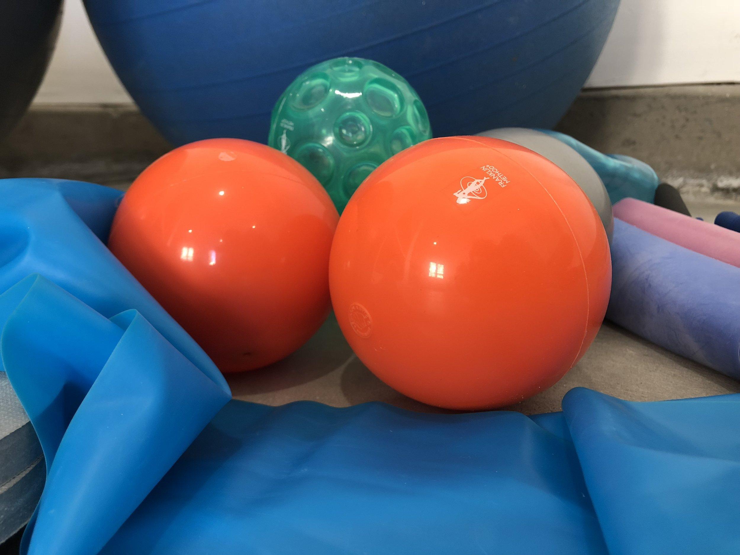 Franklin Method_Balls and Bands_Pilates Props_Apparatus.jpg