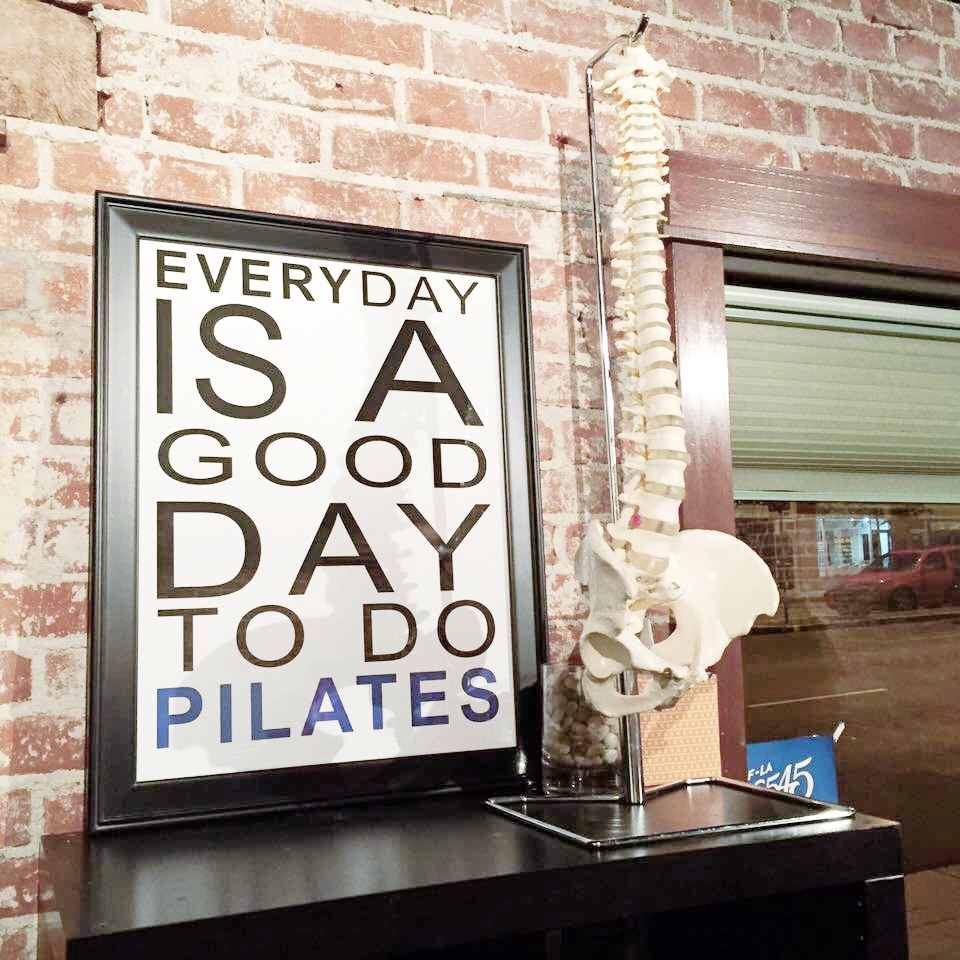 Everyday is a good day to do pilates in El Segundo