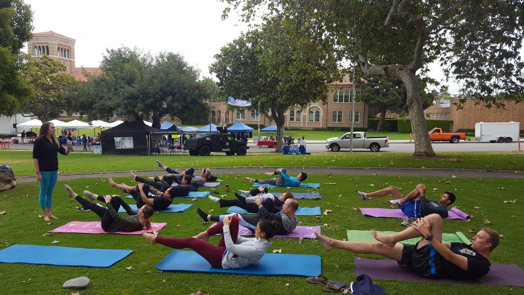 Community Events_El Segundo Community_Pilates Teacher_Teacher Training_Pilates